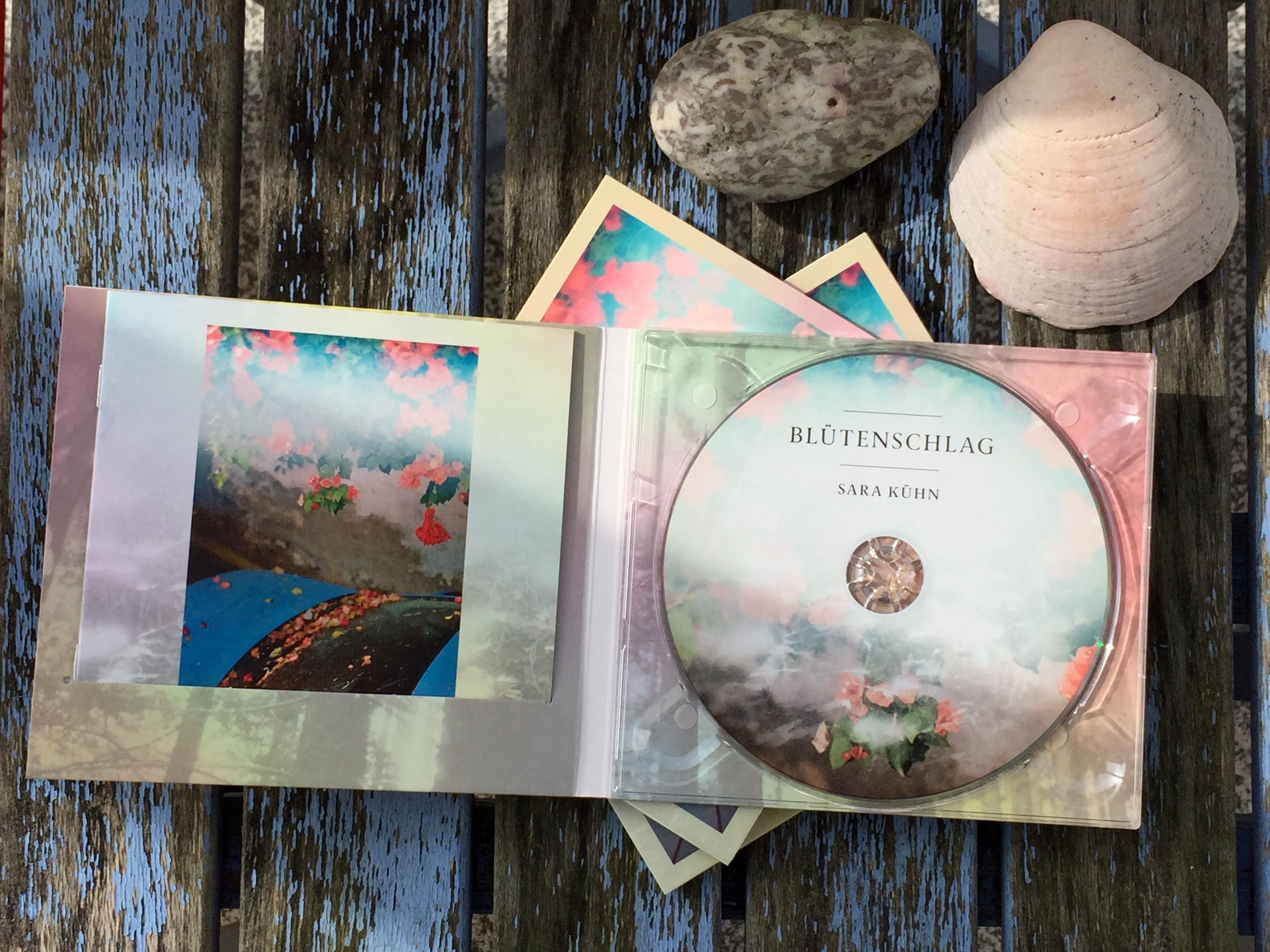 Blütenschlag - Die CD